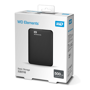 "Image 5 - Western Digital WD Elements 2.5 ""1 TB 2TB 3TB 4TB USB3.0 Ngoài HDD disco Duro Externo Disque Di Động"
