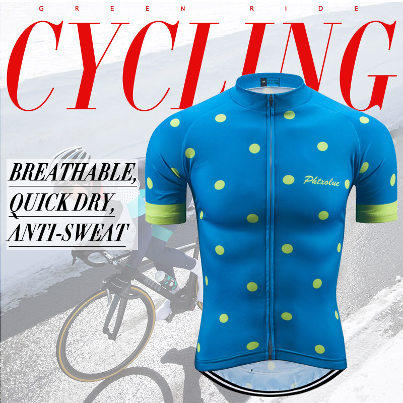 167 Summer Cycling Jersey
