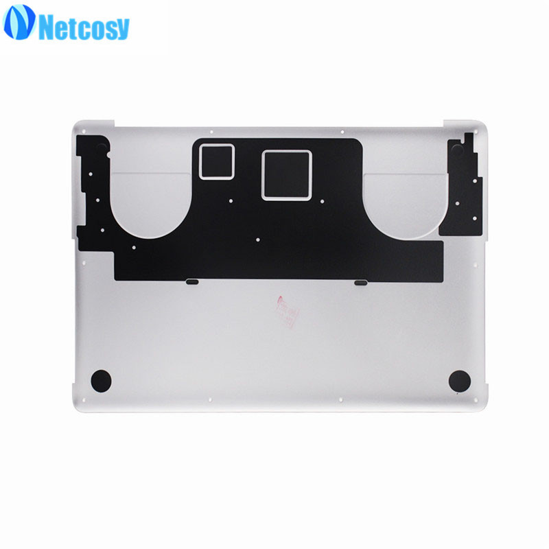 Netcosy Battery housing cover For Macbook Pro Retina 15A1398 2013 2014 2015 laptop replace cover repair A1398 Buttom case original 15 a1398 lcd screen display 2012 2013 2014 for macbook pro retina 15 4 a1398 lcd panel lp154wt1 sjav replacement