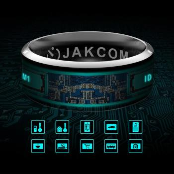 Jakcom R3F Smart Ring New Technology Magic Finger For iOS Android Windows waterproof High Speed NFC Phone Wristbands - discount item  30% OFF Smart Electronics