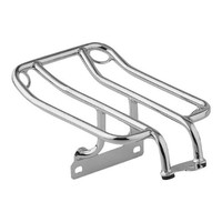 Aftermarket freeshipping Motorcycle Steel Rear Fender Rack Plated Luggage Shelf fir for H D Sportster 1100 1000 Roadster Chrome