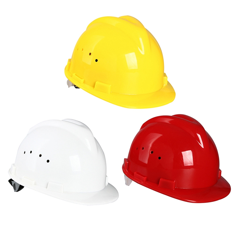 Safety Helmet Warehouse Worker Hard Hat Breathable Plastic Insulation MaterialSafety Helmet Warehouse Worker Hard Hat Breathable Plastic Insulation Material