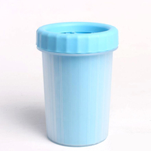 Pet Silicone Foot Wash Cup Cat And Dog Artifact Easy To Clean Care