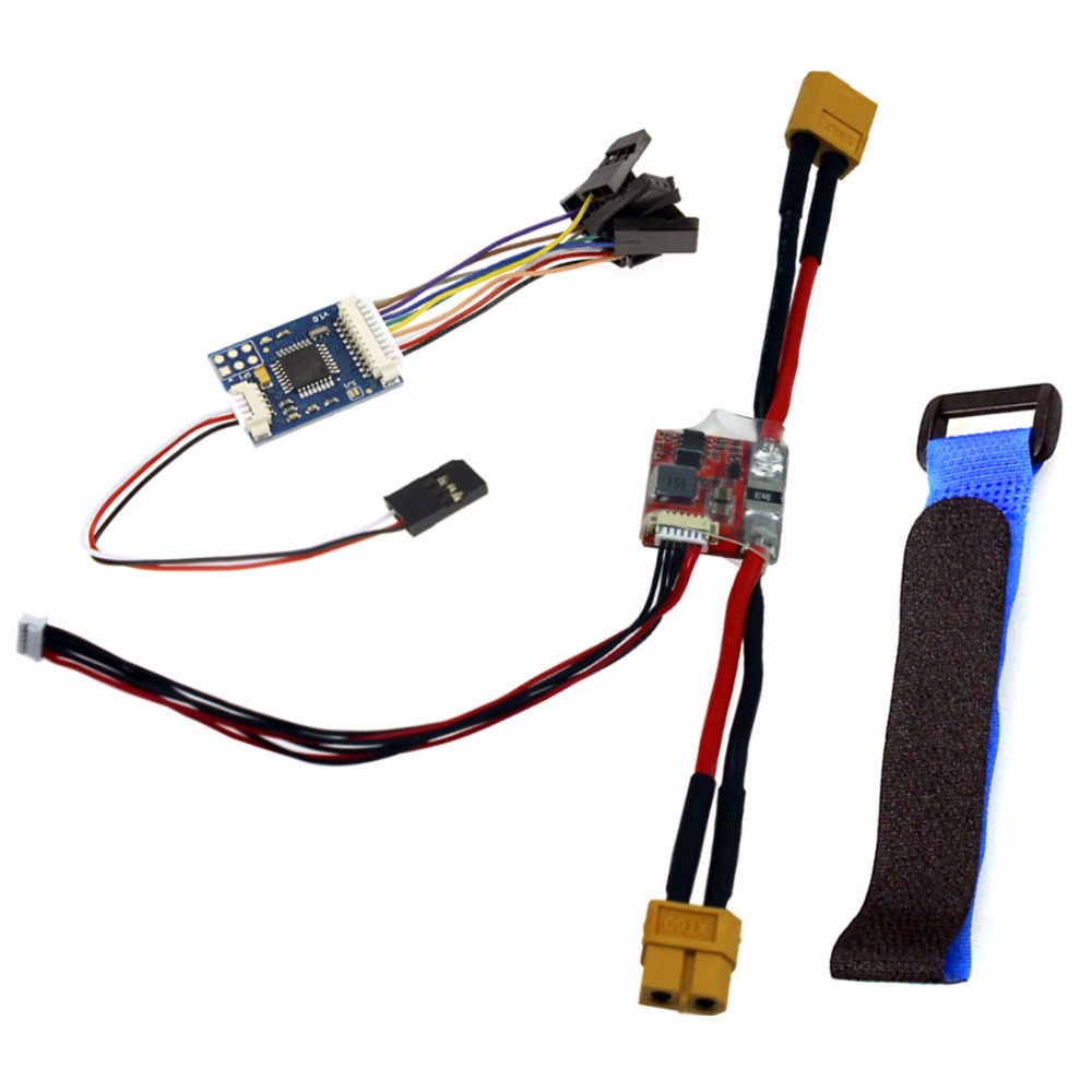S600 4-Axis Rack Quadcopter Frame Kit with Landing Gear Skid PX4 PIX 2.4.8 32 Bit Flight Controller AT9S FS-i6 Transmitter