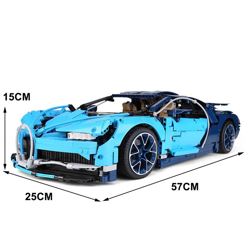 20086 سيارة تكنيك سلسلة متوافق مع 42083 سوبر سيارة بناء كتل الطوب التعليمية الصبي سيارة الهدايا نموذج-في حواجز من الألعاب والهوايات على  مجموعة 3