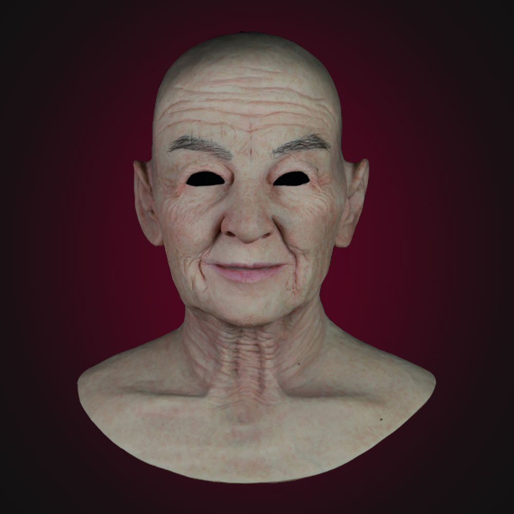 Compare Prices on Old Woman Halloween Mask- Online Shopping/Buy ...