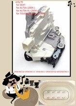 Rear left for SEAT ALTEA  XL TOLEDO III Door Lock Catch Mechanism - 1P0839015A 5P0839011C 5P0839011 5P0833055A W05P0839011