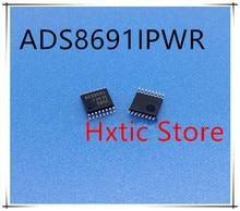 NEW 10PCS/LOT ADS8691IPWR ADS8691IPW ADS8691 TSSOP-16  IC