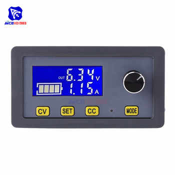 CC CV DC-DC 6-32V to 0-32V 5A Digital Adjustable Step-Down Power Supply Voltage Regulator Buck Converter Module with LCD Display - DISCOUNT ITEM  11% OFF All Category