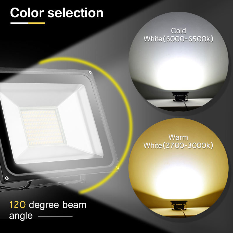 v Mini LED Exterieur Refletor Holofotes Ao