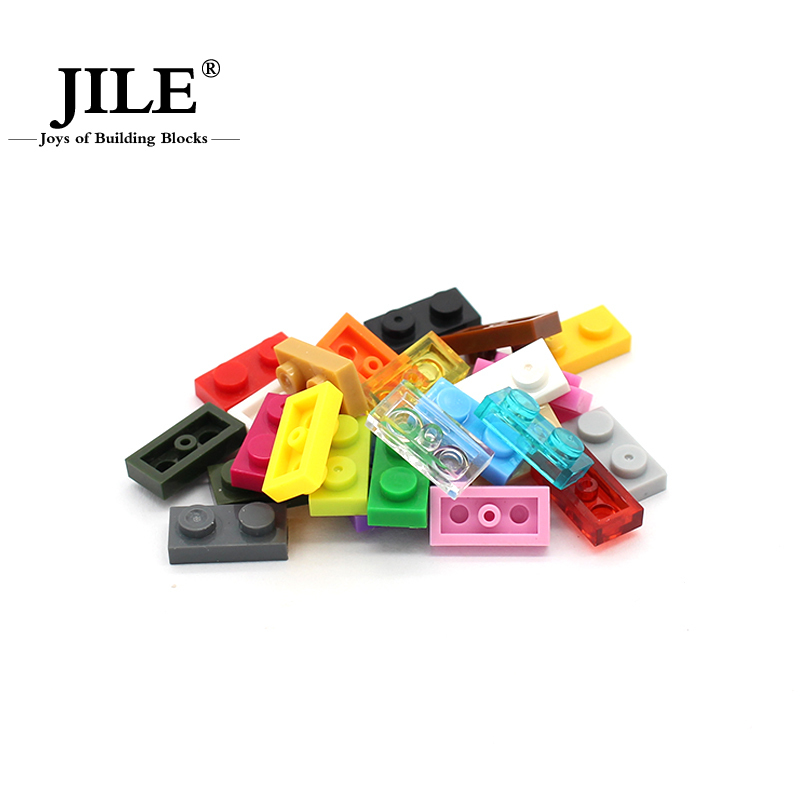 Free Shipping ! moc tiles Plate1x2 3023 Short piece DIY enlighten block bricks Compatible With Assembles Particles free shipping diamond diy enlighten block bricks compatible with lego assembles particles
