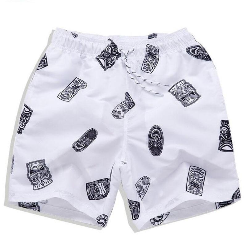 Summer   Board     Shorts   Mens Boardshorts Casual   Shorts   Beach Men Seaside   Short   Plus Size 02