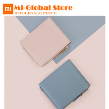 Original Xiaomi UREVO Leather ladies Wallets Full Griand Genuine Soft Purse for woman girlfreind High Quality