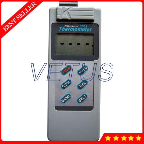 AZ8811 Digital Waterproof Temperature Meter  K type thermocouple thermometerAZ8811 Digital Waterproof Temperature Meter  K type thermocouple thermometer
