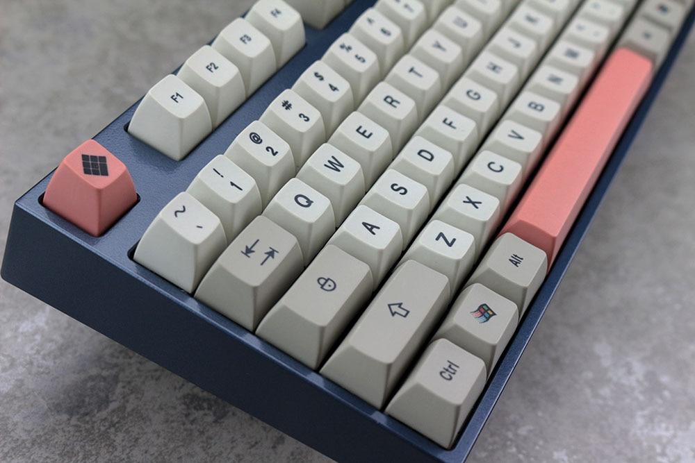Mp sa 9009 colorway keycap retro cereja