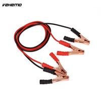 Vehemo 2 2M 500AMP Emergency Battery Cables Car Jumper Wire Line Power Start Booster