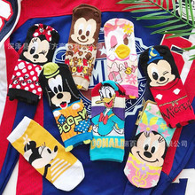 1 pairs Children girl sock cotton short boys baby girls socks kids kid cartoon beautiful 1-8T spiderman