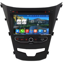 7″ WiFi Octa Core PX5 4GB RAM Android 6.0 DAB+ 4G 32GB ROM Car DVD Player Radio Stereo For SsangYong Korando 2013 2014 2015 2016