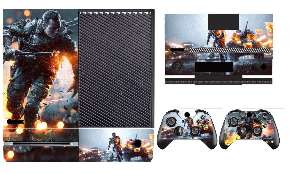 Buy skin sticker battlefield 4 and get free shipping on aliexpress com