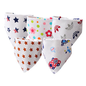 insular Cotton Baby Bibs Bandana Girls Boys Baby