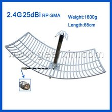 2.4G 25dbi rp-sma Antenna for Router Network