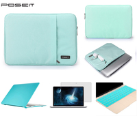 For Apple Macbook Pro Air Retina Touch Bar 11 12 13 15 inch Notebook Bag Hard case Sleeve Bag keyboard cover Screen protector