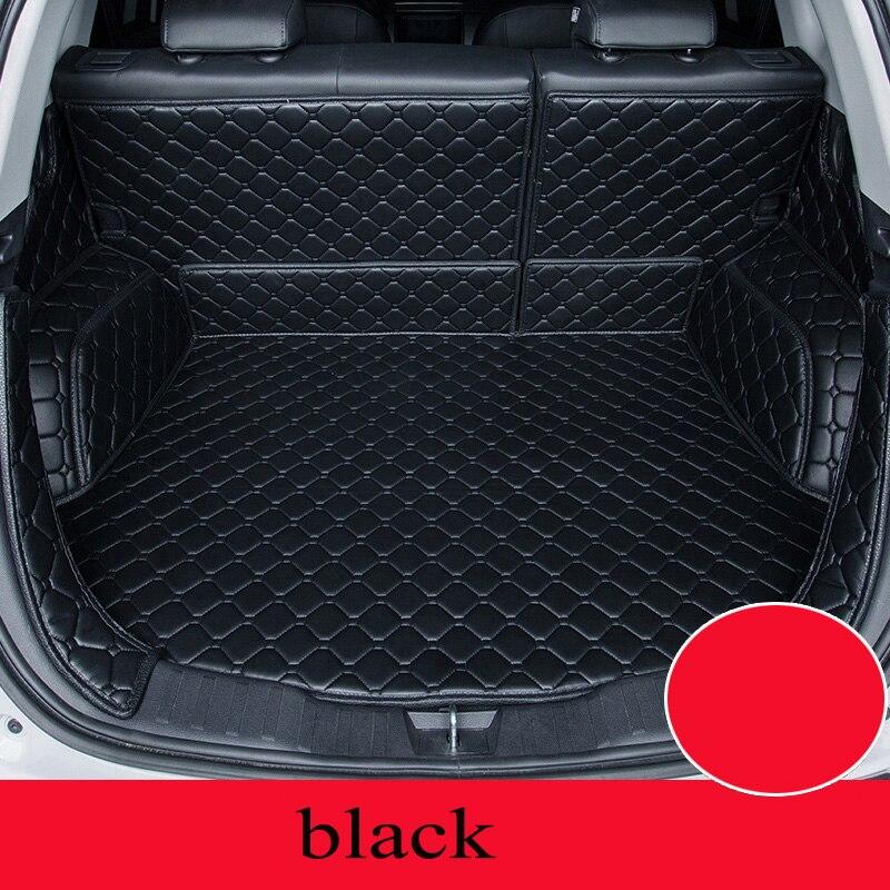 Индивидуальный автомобильный коврик для багажника Toyota, все модели RAV4 yaris corolla land cruiser Стайлинг для автомобиля camry автомобильные аксессуары п