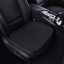 Сиденья чехлы сидений протектор для Honda Crosstour CRV CR-V FIT вариабельности сердечного ритма insight Джаз 2018 2017 2016 2015