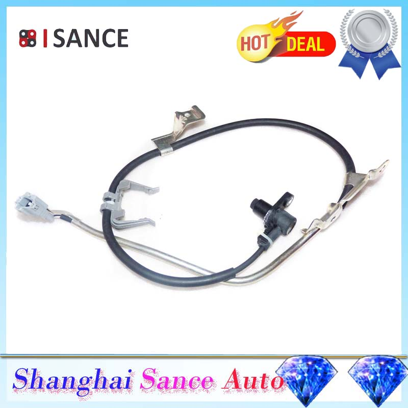 ISANCE Front Left ABS Wheel Speed Sensor 8954333030 For