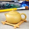 80cc 100cc аутентичный Yixing чайник мини Xishi горшок Китайский Здоровый все ручной работы Фиолетовый глиняный горшок Zisha чайный набор кунг-фу чайни...
