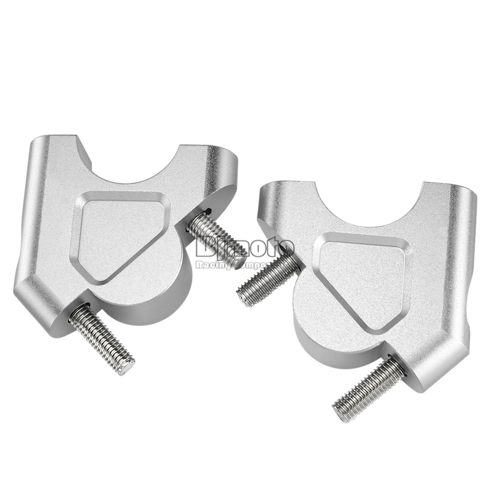 32MM 1 14 Drag Handle Bar Clamps Handlebar Riser For BMW R 1200GS LC  2013-2018 R 1200GS LC Adventure   2014-2018 (4)