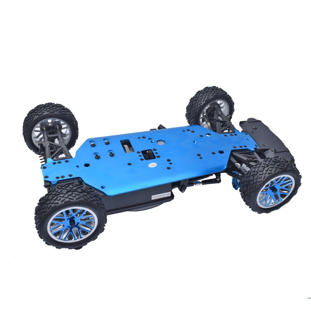 Hsp Rc Car 1 10 Scale Nitro Gas Power 4wd Off Road Truck: HSP Rc 1/10 4wd Nitro Gas Power Off-road Car