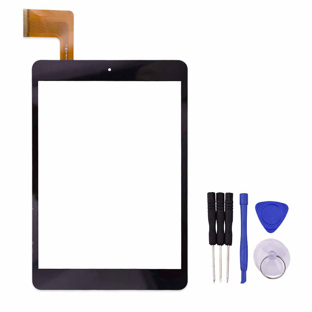 7.8 inch Touch Screen for Explay SM2 3G Trend 3G Mystery MID-783G Turbopad 704 Tablet Digitizer Glass Sensor Replacement mystery mid 821