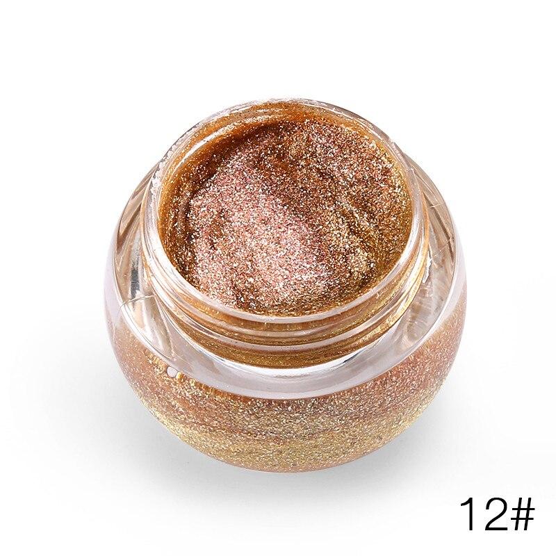 0 (12)  LOVE ALPHA 3D Glitter Eyeshaow Gel Metallic Powder Pigment Make-up 5 Choice Fragrance Cream Highlighter Shining Maquiagem Palette HTB1JAR1RXXXXXamXFXXq6xXFXXXf
