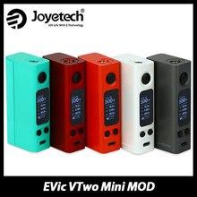 ต้นฉบับJoyetech Evic VTwoขนาดเล็กกล่องบุหรี่อิเล็กทรอนิกส์สมัย75วัตต์VapeสมัยสนับสนุนRTC/VW/VT/บายพาส/TCRอัพเกรดเฟิร์มแว