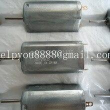 Абсолютно FF-050SB-11170 9,0 V FF-050-SK-11170 нагрузки двигателя для DVD-M5 M6 M3 большинство 6 компакт-дисков механизма для автомобильного радиоприемника Ремонт 20 шт./лот