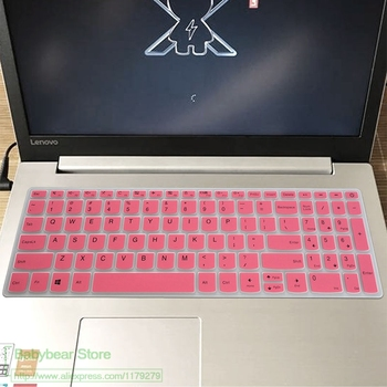 Klawiatura okładka Protector Film Laptop 15 6 #8221 skóra dla Lenovo Ideapad 320 15 320-15Iap 320-15Isk 320-15Ikb 320-15Abr 320-15Ast tanie i dobre opinie SNSXYHM CN (pochodzenie) Klawiatura laptopa Dostępny w magazynie Silikon Ultra-thin Kurzoodporny wodoodporne