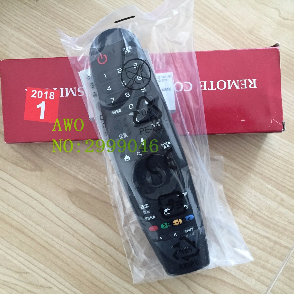 REPLACEMENT Original (Chinese version) FIT For LG AN-MR650 AN-MR650A Magic Remote Control With Voice Mate Smart TV new an mr600g anmr600 magic remote control for lg 3d smart tv