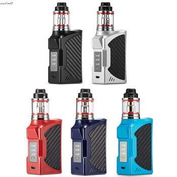 1 90W Vape kits Smoke Shisha Pen Hookah 90W Starter Kit 2200mAh Battery 510 Metal Body 3.5ml Atomizer E Cigarette Vape  - buy with discount