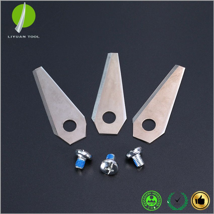 30X Robot Replacement Blades Grass Cutting Knife 1.0MM