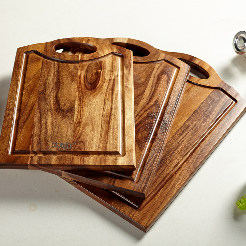 Natural Antibacterial Acacia Wood Wooden Cutting Board