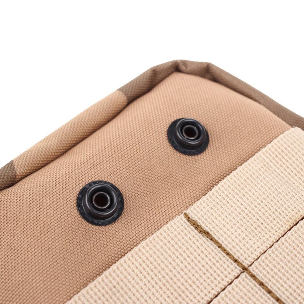 Uniwersalny Odkryty Wojskowy Molle Tactical Kabura Pasa Biodrowego Pasa Torba portfel kieszonki kiesy telefon etui z zamkiem błyskawicznym na iphone 7/lg 16