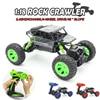 1 18 2 4G 4WD Rock Crawler 4CH RC Car 4x4 RC Rock Crawlers Car Double