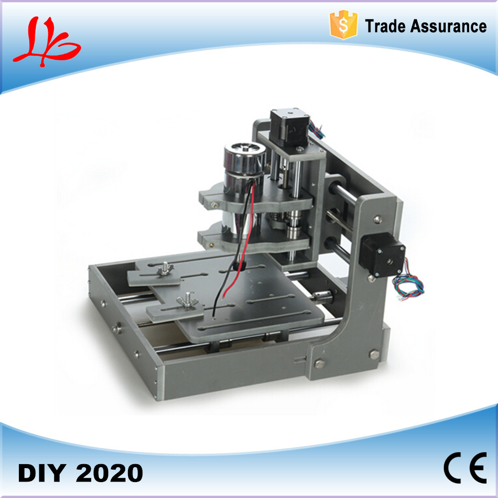 Small Wood MINI Engraver Router Machine 2020 3 axis PCB Milling Machine for DIY cnc 1610 with er11 diy cnc engraving machine mini pcb milling machine wood carving machine cnc router cnc1610 best toys gifts