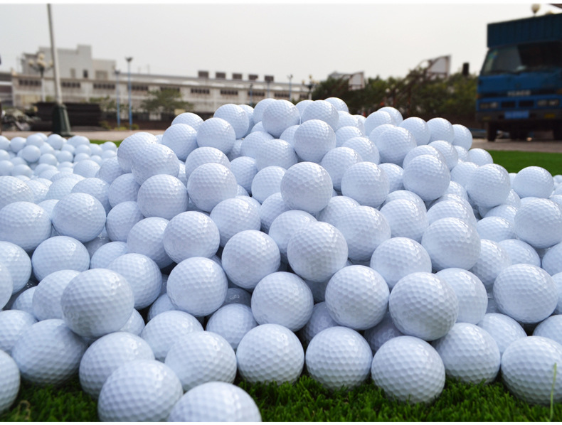 10PCS Golf Game Ball Three Layers High-Grade Golf Ball Wholesale Direct Manufacturer Promotion Golf Balls