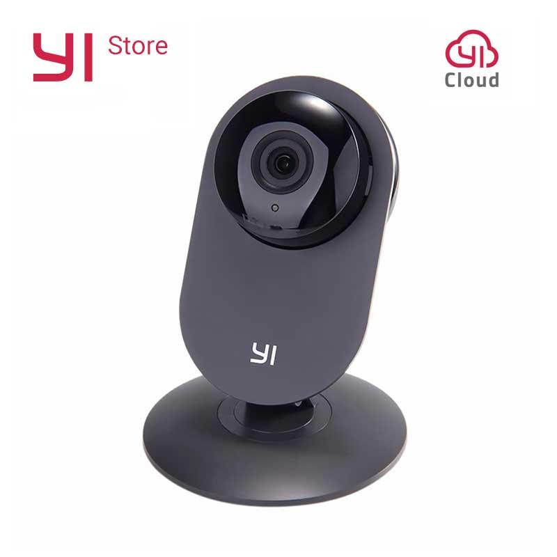 YI Home Camera 720P Night Vision Video Monitor IP font b Wireless b font Network Surveillance
