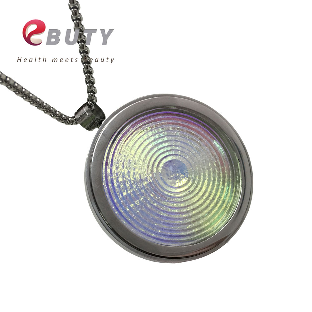NEWEST MINI ALPHA SPIN PENDANT 3000CC NEGATIVE IONS BIO PENDANTS FASHION Free Shipping