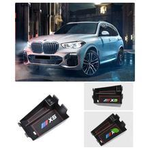 RUIYA ящик для хранения в подлокотнике автомобиля для BMW X5 G05 автомобильный Органайзер противоскользящие резиновые аксессуары, Автомобильный интерьер