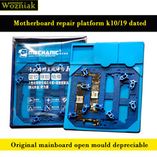 Wozniak K10  for  iphone 6 6 sp motherboard maintenance fixed fixture fixture with receive a box the lost heat pad