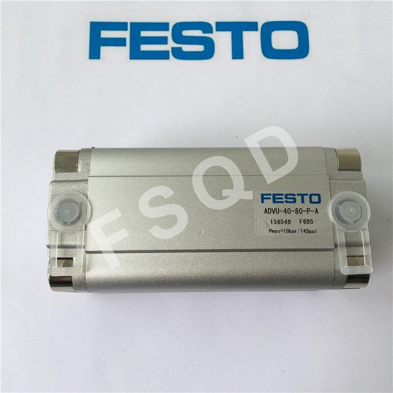 ADVU-40-50-P-A ADVU-40-80-P-A  ADVU-40-100-P-A ADVU-40-200-P-A  FESTO Thin cylinder air tools pneumatic componentADVU-40-50-P-A ADVU-40-80-P-A  ADVU-40-100-P-A ADVU-40-200-P-A  FESTO Thin cylinder air tools pneumatic component